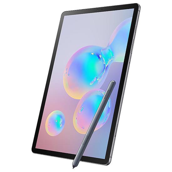 Tablette Samsung Galaxy Tab S6 SM-T860 (Gris) - Wi-Fi - 256 Go - 8 Go