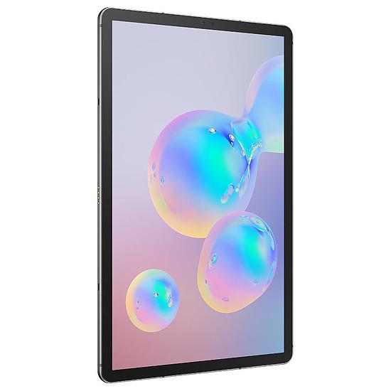 Tablette Samsung Galaxy Tab S6 SM-T860 (Gris) - Wi-Fi - 256 Go - 8 Go - Autre vue