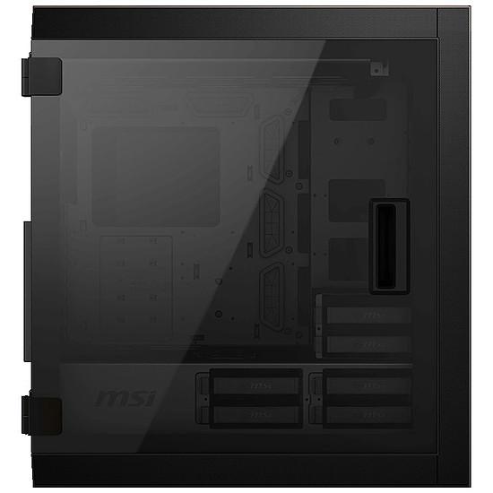 Boîtier PC MSI Sekira 500G - Autre vue