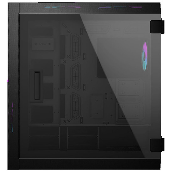 Boîtier PC MSI Sekira 500X - Autre vue