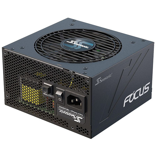 Alimentation PC Seasonic FOCUS GX-550 - Gold