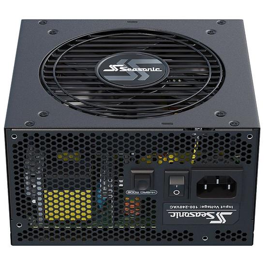 Alimentation PC Seasonic FOCUS GX-550 - Autre vue