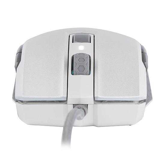 Souris PC Corsair M55 Pro RGB - Blanc - Autre vue