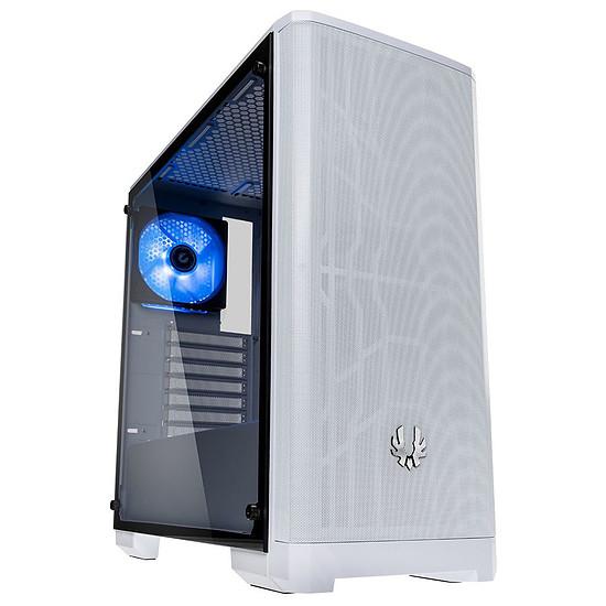 Boîtier PC BitFenix Nova Mesh TG - Blanc