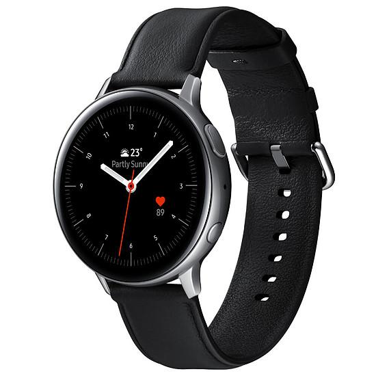 Montre connectée Samsung Galaxy Watch 2 (Argent Glacier) - GPS - 44 mm