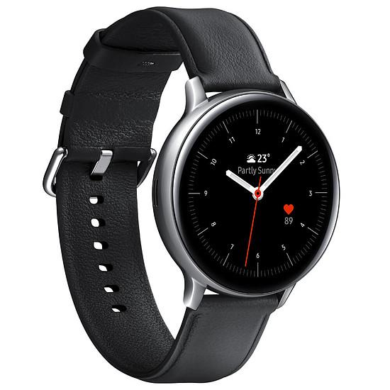Montre connectée Samsung Galaxy Watch 2 (Argent Glacier) - GPS - 44 mm - Autre vue