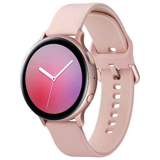 Montre connectée Samsung Galaxy Watch 2 (Rose velours) - GPS - 44 mm