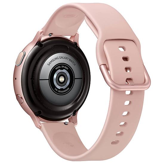 Montre connectée Samsung Galaxy Watch 2 (Rose velours) - GPS - 44 mm - Autre vue