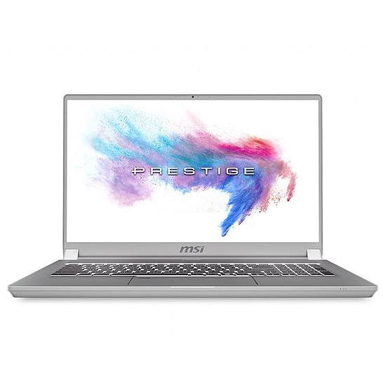 PC portable MSI P75 Creator 9SG-865FR - Autre vue