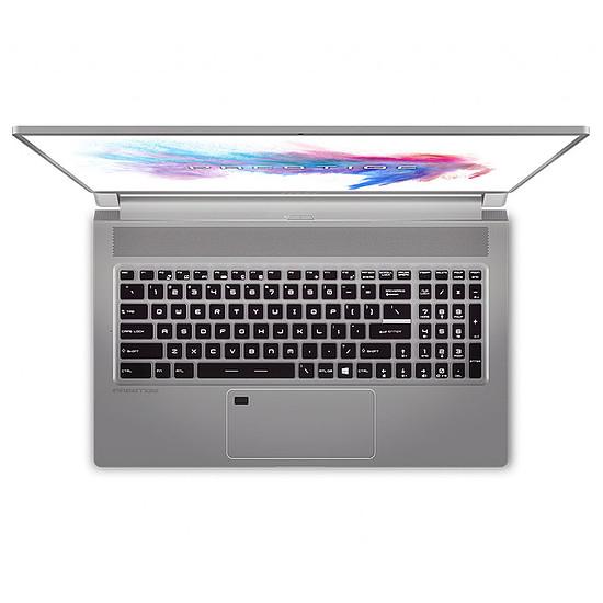 PC portable MSI P75 Creator 9SD-689FR - Autre vue