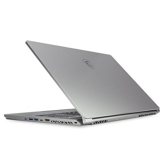 PC portable MSI P75 Creator 9SE-465FR - Autre vue