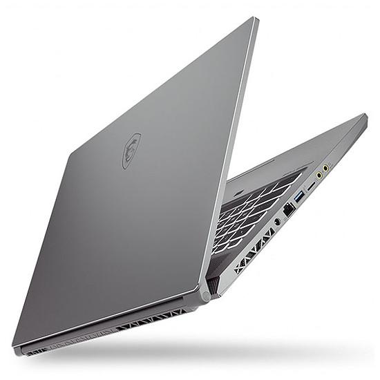 PC portable MSI P75 Creator 9SF-464FR - Autre vue