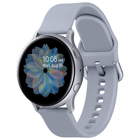 Montre connectée Samsung Galaxy Watch Active 2 (Bleu Gris) - GPS - 40 mm