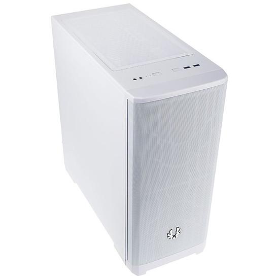 Boîtier PC BitFenix Nova Mesh - Blanc - Autre vue
