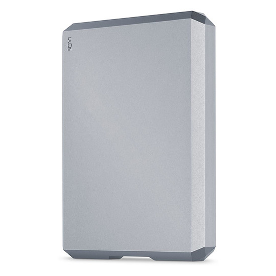 Disque dur externe LaCie Mobile Drive Space Grey 4 To