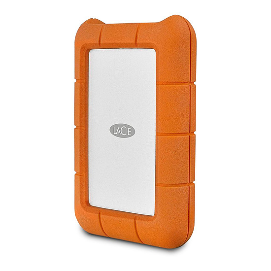 Disque dur externe LaCie Rugged Secure Thunderbolt USB-C 2 To