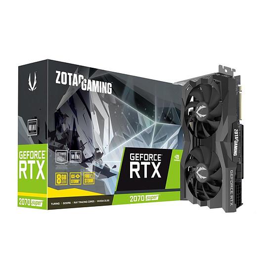 Carte graphique ZOTAC GeForce RTX 2070 SUPER Mini
