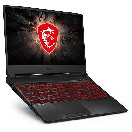 PC portable MSI GL65 9SE-052FR