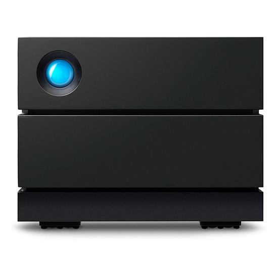 Disque dur externe LaCie 2big RAID USB-C 4 To - Occasion