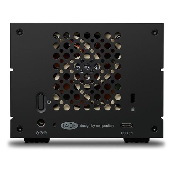 Disque dur externe LaCie 2big RAID USB-C 16 To - Autre vue