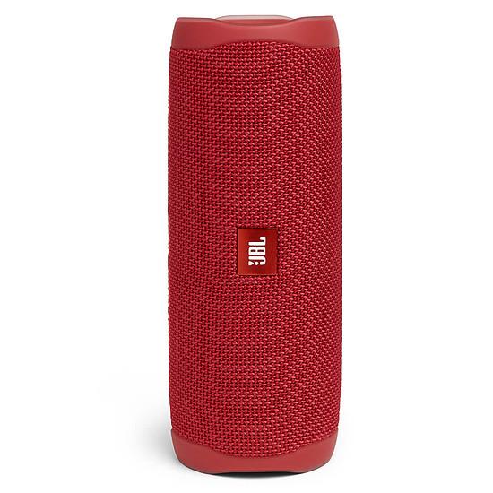 Enceinte sans fil JBL Flip 5 Rouge- Enceinte portable
