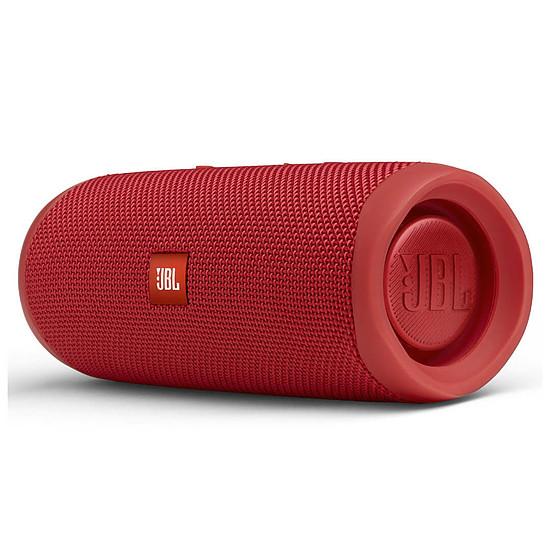 Enceinte sans fil JBL Flip 5 Rouge- Enceinte portable - Autre vue