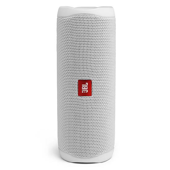 Enceinte sans fil JBL Flip 5 Blanc - Enceinte portable