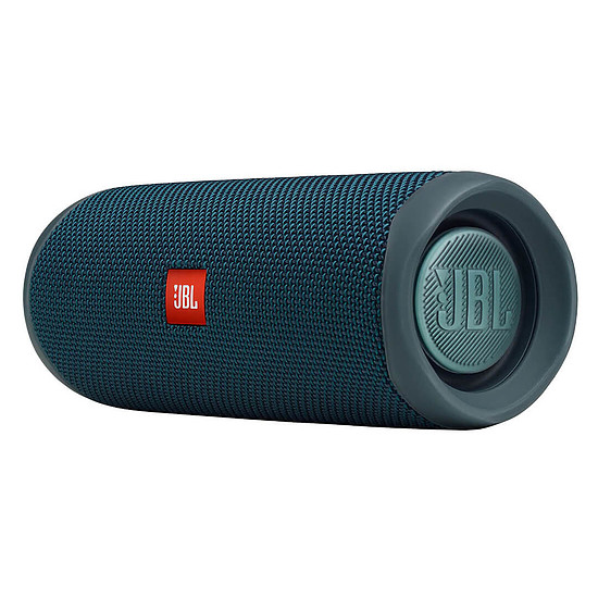 Enceinte sans fil JBL Flip 5 Bleu - Enceinte portable - Autre vue