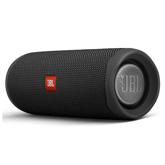 Enceinte sans fil JBL Flip 5 Noir - Enceinte portable - Autre vue