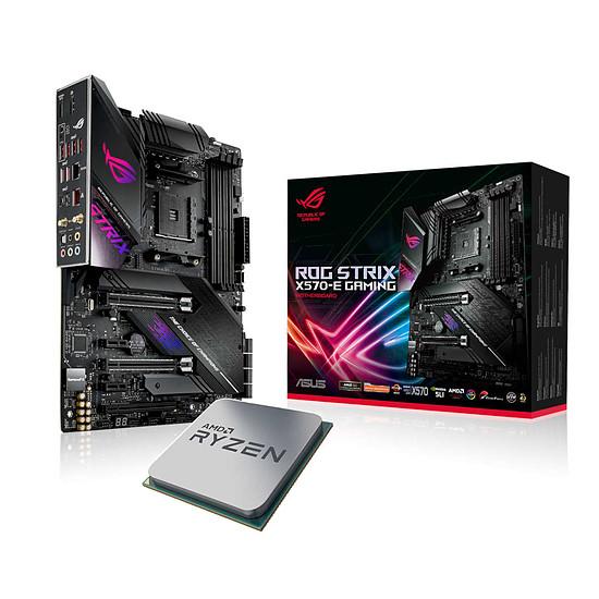 Kit upgrade PC Ryzen 9 3900X + Asus STRIX X570-E