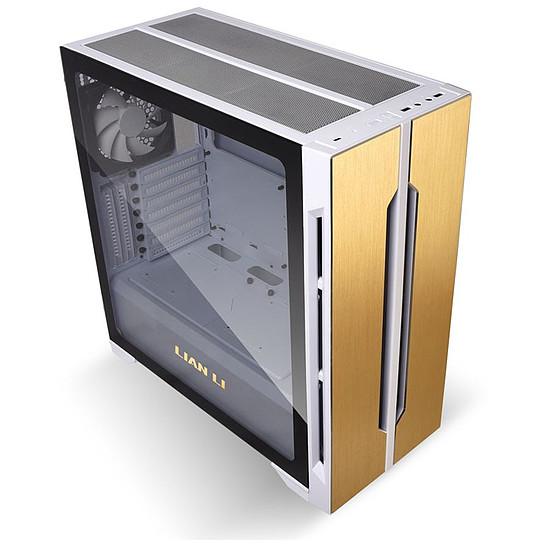 Boîtier PC Lian Li Lancool One Digital - Champagne - Autre vue