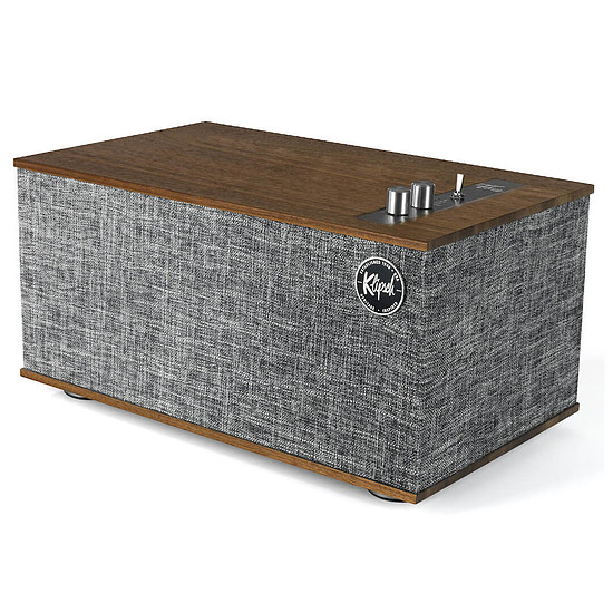 Enceinte sans fil Klipsch The Three II Noyer