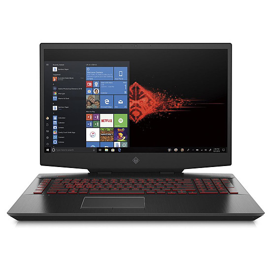 PC portable HP Omen 17-cb0033nf