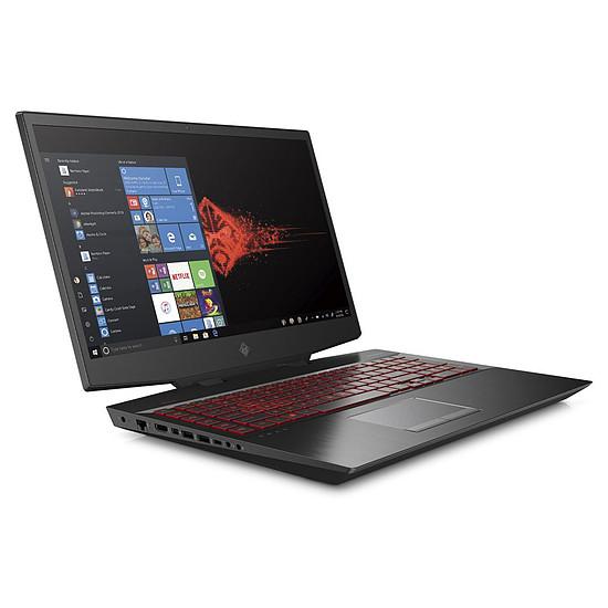 PC portable HP Omen 17-cb0033nf - Autre vue