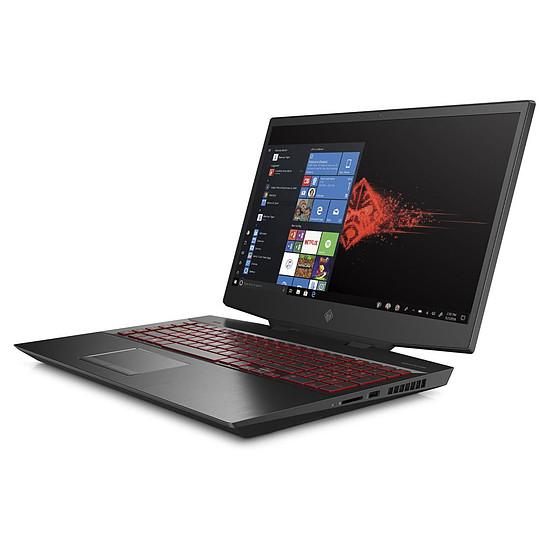 PC portable HP Omen 17-cb0034nf - Autre vue