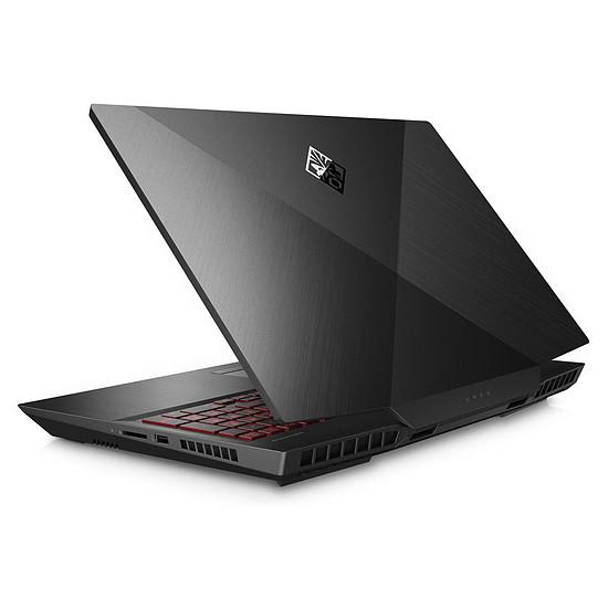 PC portable HP Omen 17-cb0015nf - Autre vue