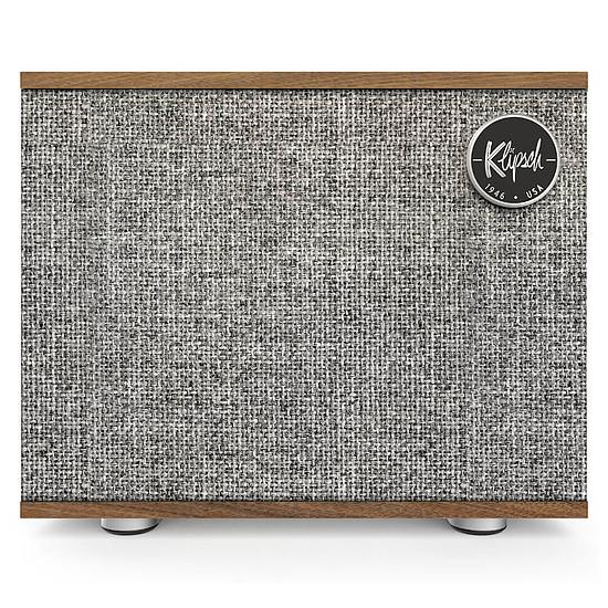 Enceinte sans fil Klipsch Heritage Groove Noyer - Enceinte portable