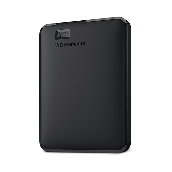 Disque dur externe Western Digital (WD) Elements Portable 500 Go