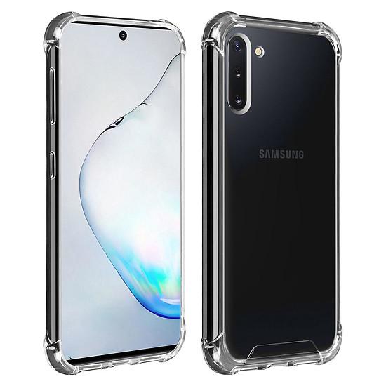 Coque et housse Akashi Coque TPU Angles Renforcés Samsung Galaxy Note 10