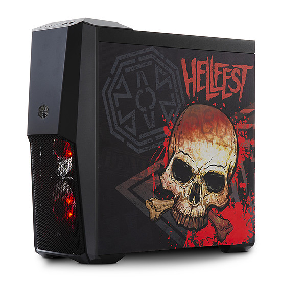 PC de bureau Materiel.net Hellfest Slam - Windows 10
