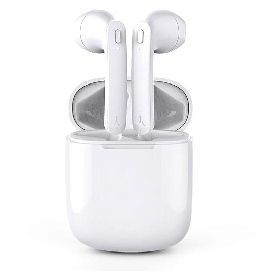 Casque Audio Akashi Earbuds stéréo intra sans fil Blanc - Écouteurs sans fil - Autre vue