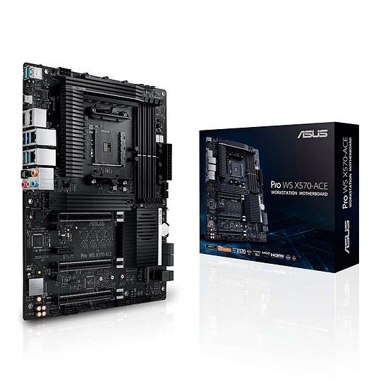 Carte mère Asus Pro WS X570-ACE