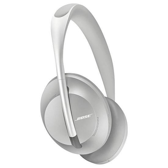 Casque Audio Bose Noise Cancelling Headphones 700 Argent - Casque sans fil