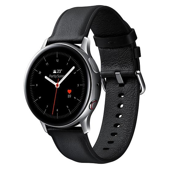 Montre connectée Samsung Galaxy Watch 2 4G (Argent Glacier) - GPS - 40 mm
