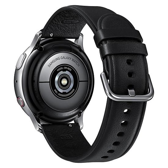 Montre connectée Samsung Galaxy Watch 2 4G (Argent Glacier) - GPS - 40 mm - Autre vue