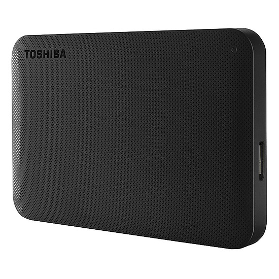 Disque dur externe Toshiba Canvio Ready 2 To Noir