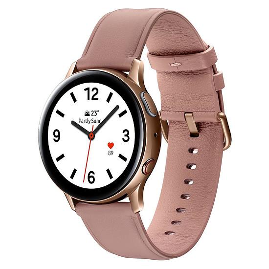 Montre connectée Samsung Galaxy Watch Active 2 4G (Rose Lumière) - GPS - 40 mm