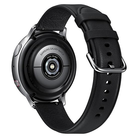 Montre connectée Samsung Galaxy Watch Active 2 4G(Argent Glacier) - GPS - 44 mm - Autre vue