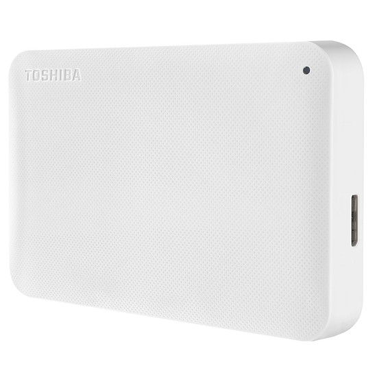 Disque dur externe Toshiba Canvio Ready 1 To Blanc
