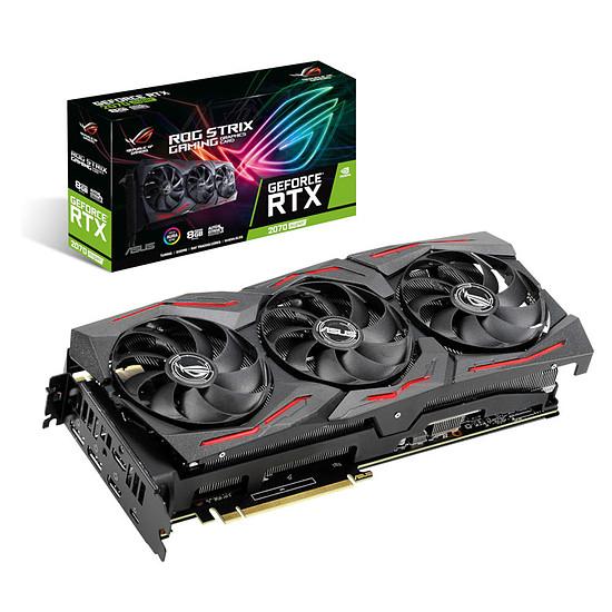 Carte graphique Asus GeForce RTX 2070 SUPER ROG STRIX